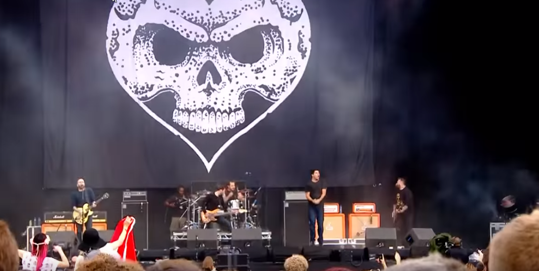 Alexisonfire Reading Festival 2015
