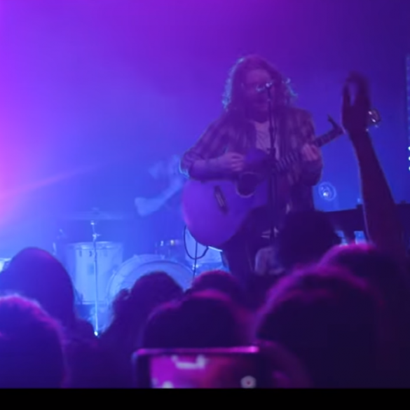 Flor live at the Troubadour in los angeles