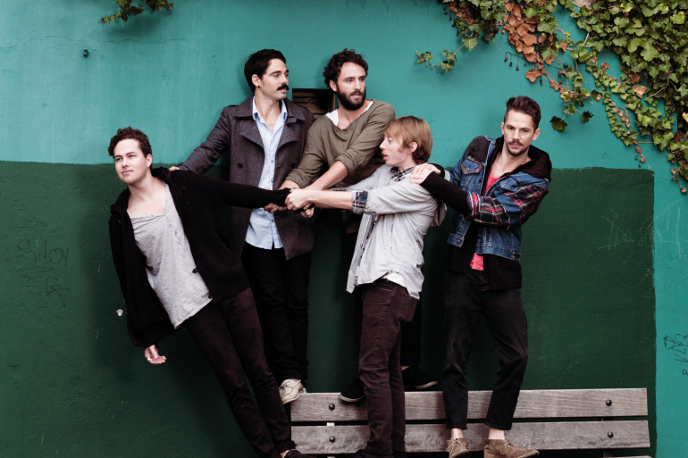 Local Natives on IMR new album Violet Street