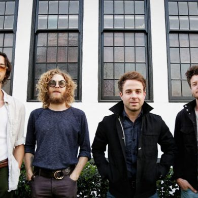 Dawes Band album Passwords reviewed on Independent Music Reviews #IMR