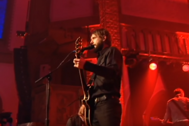 Band of Horses perform at Rock Palast 2010