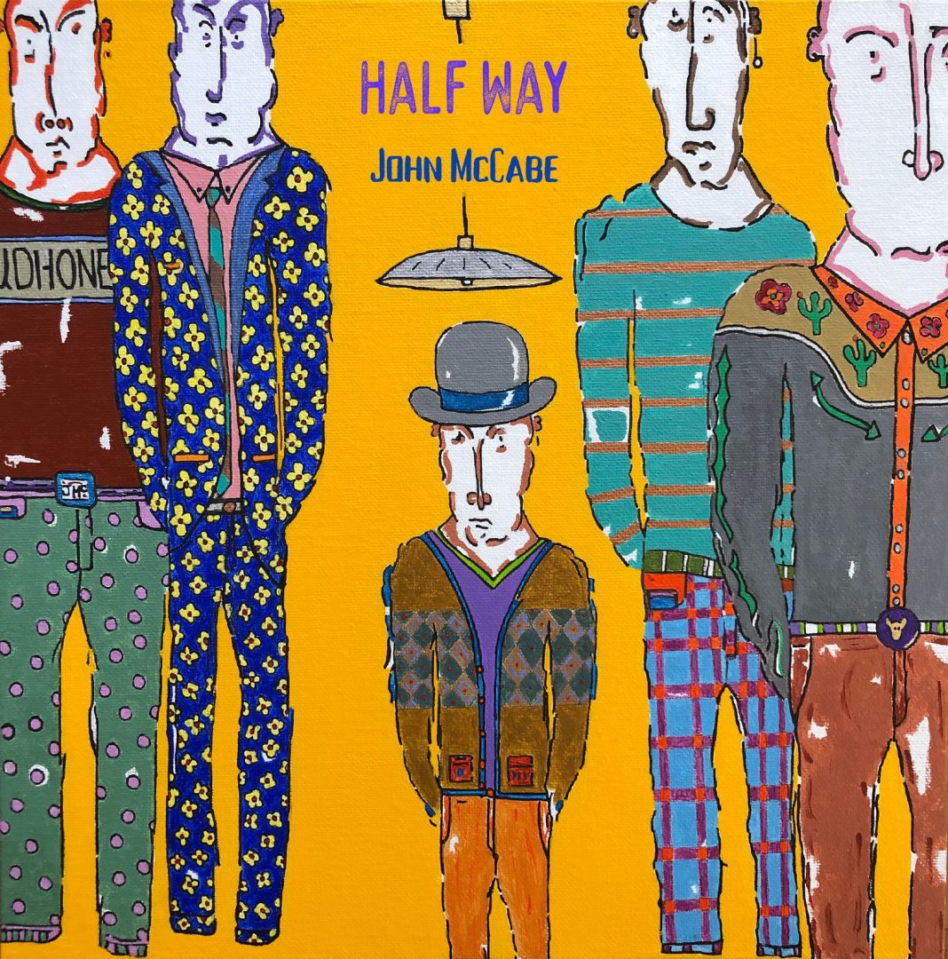 half way by john mccabe